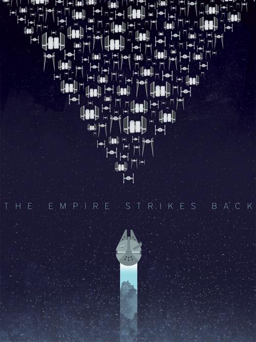 Les meilleurs posters FanArts StarWars 46