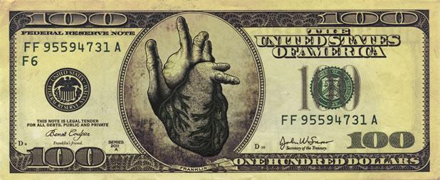 Make your franklin - Détournez votre billet de 100$ 6