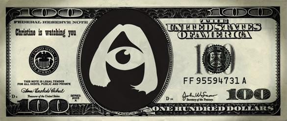 Make your franklin - Détournez votre billet de 100$ 5