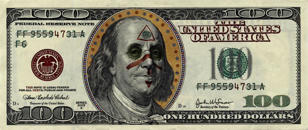 Make your franklin - Détournez votre billet de 100$ 4