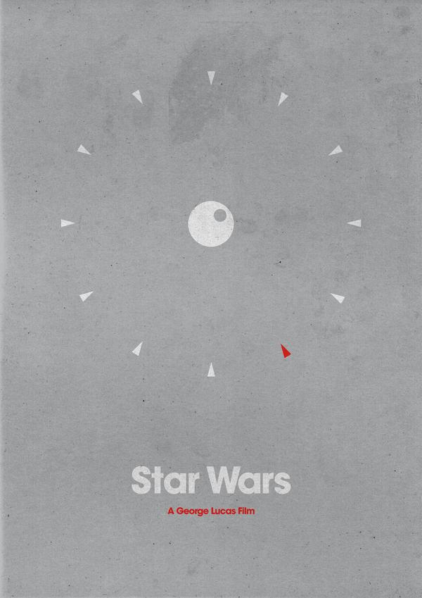 Les meilleurs posters FanArts StarWars 25