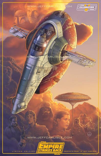 Les meilleurs posters FanArts StarWars 23