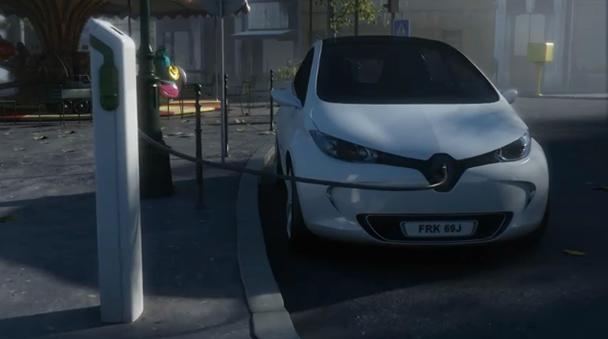 Superbe court métrage Renault par Luc Besson - Le souffle extraordinaire  2