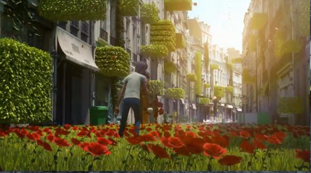 Superbe court métrage Renault par Luc Besson - Le souffle extraordinaire  4