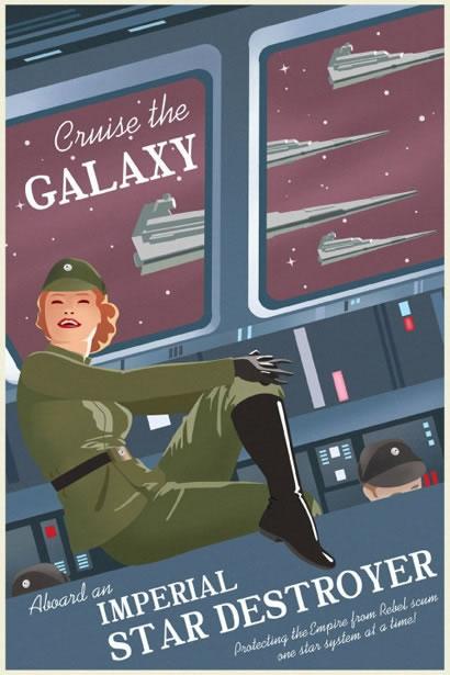 Les meilleurs posters FanArts StarWars 12