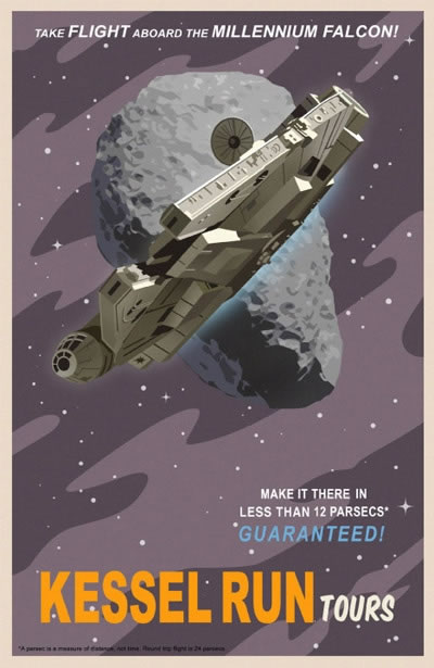 Les meilleurs posters FanArts StarWars 10