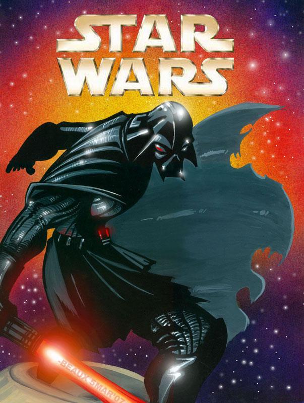 Les meilleurs posters FanArts StarWars 37