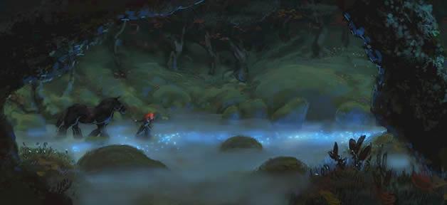 Premieres images de BRAVE, le prochain Pixar 3