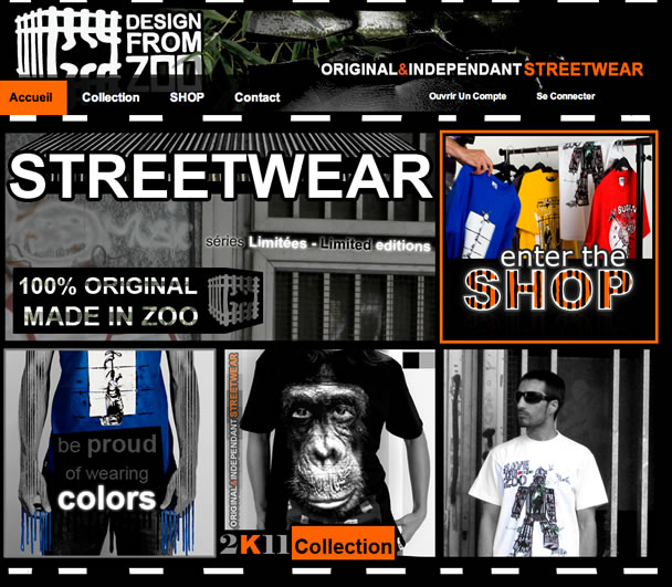 Concours 2 Teeshirts Design à gagner avec Designfromzoo 4