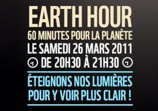 Earth Hour 2011 1