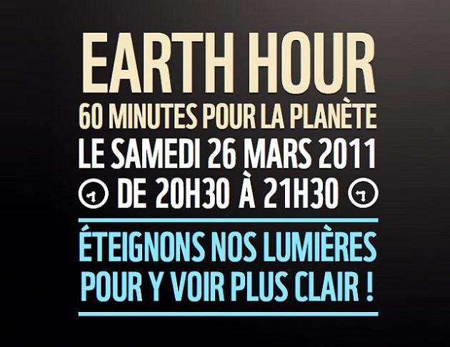 Earth Hour 2011 2