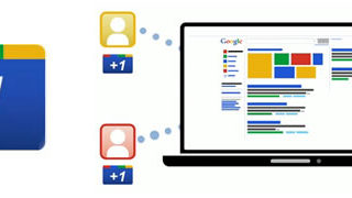Google lance son bouton +1 1