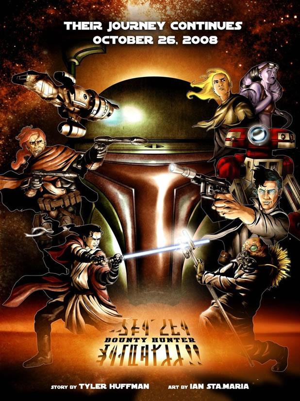 Les meilleurs posters FanArts StarWars 28