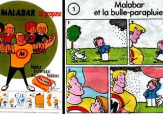 Souvenirs : 10 publicités Malabar