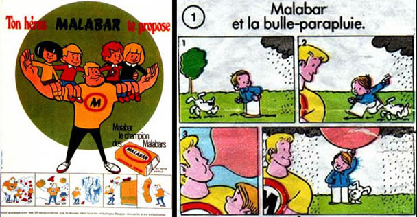 Souvenirs : 10 publicités Malabar 3