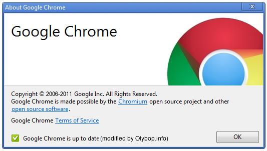 Nouveau logo pour Google Chrome  3
