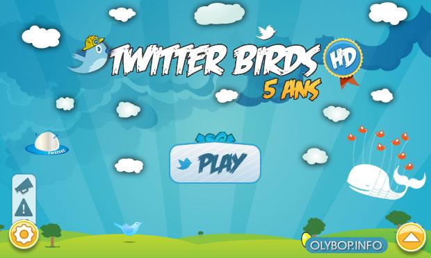 #Twitter à 5 Ans alors il devient Twitter Birds [joke] 2