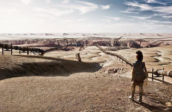 Promised Land - un monde d'enfants à la Mad Max 2