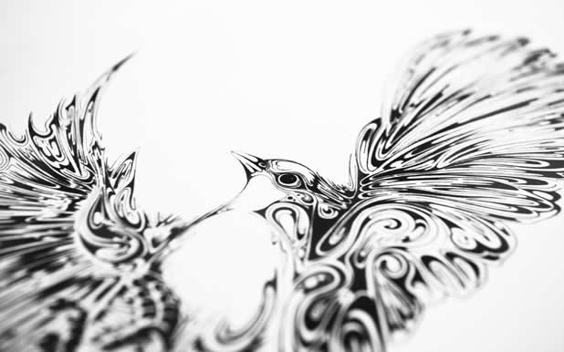 Le superbe illustrations d'animaux de Si Scott 2