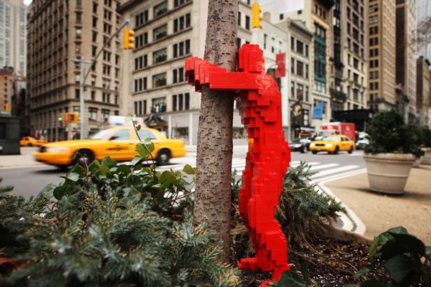 50 meilleurs créations en LEGO de Nathan Sawaya 50
