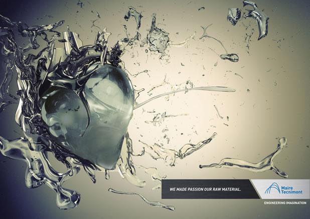 100+ publicités créatives et designs d'avril 100