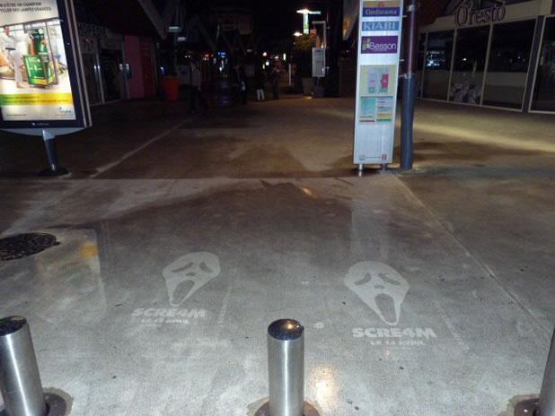 Concept Street-Art/publicités Ecolo avec le Tag propre Cleancom 8