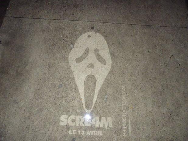 Concept Street-Art/publicités Ecolo avec le Tag propre Cleancom 9
