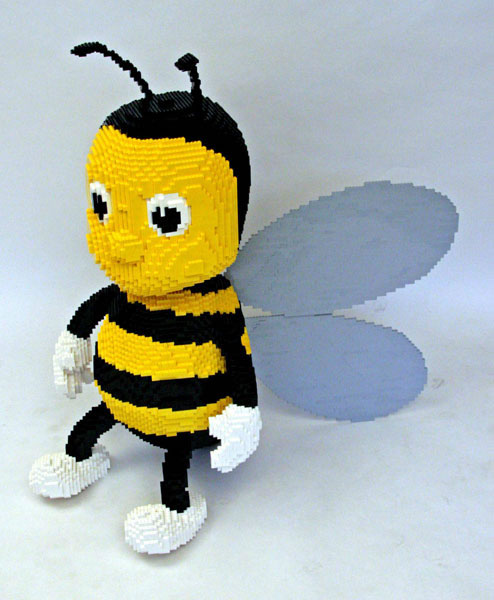 50 meilleurs créations en LEGO de Nathan Sawaya 43