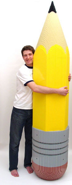 50 meilleurs créations en LEGO de Nathan Sawaya 41