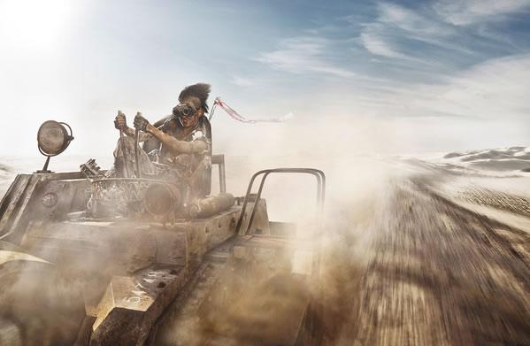 Promised Land - un monde d'enfants à la Mad Max 3