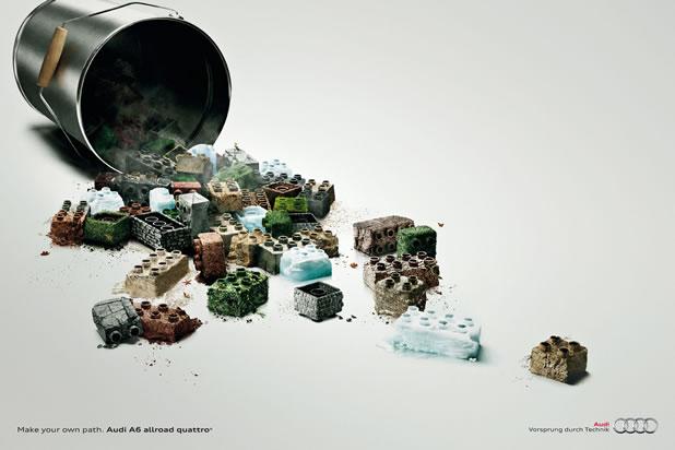 100+ publicités créatives et designs d'avril 91