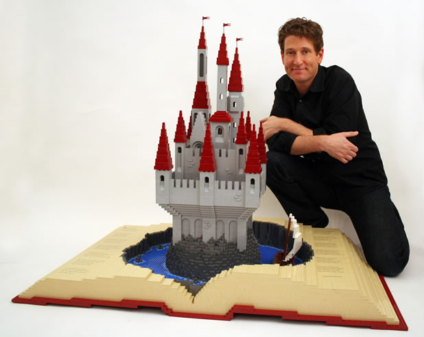 50 meilleurs créations en LEGO de Nathan Sawaya 38