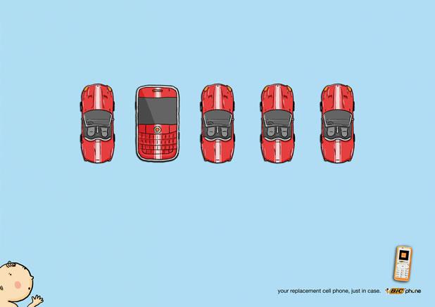 100+ publicités créatives et designs d'avril 85