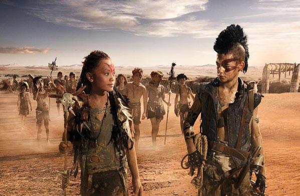 Promised Land - un monde d'enfants à la Mad Max 4
