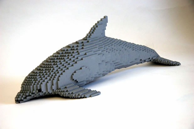 50 meilleurs créations en LEGO de Nathan Sawaya 31
