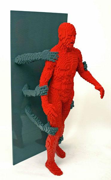 50 meilleurs créations en LEGO de Nathan Sawaya 28