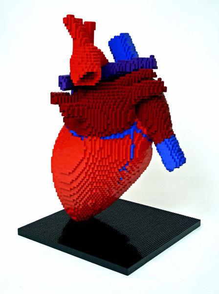 50 meilleurs créations en LEGO de Nathan Sawaya 25