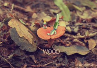 The Wood - petits persos 3D dans la nature 1