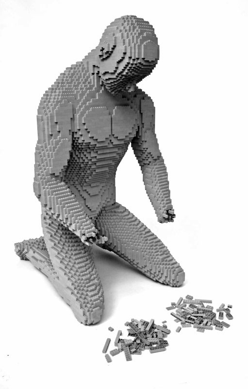 50 meilleurs créations en LEGO de Nathan Sawaya 16