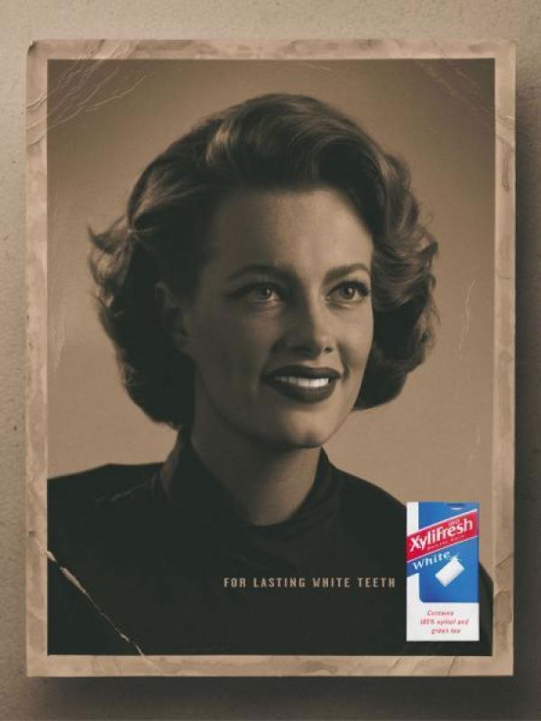 90 publicités pour du Chewing-gum 6
