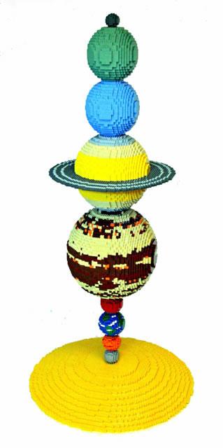 50 meilleurs créations en LEGO de Nathan Sawaya 10