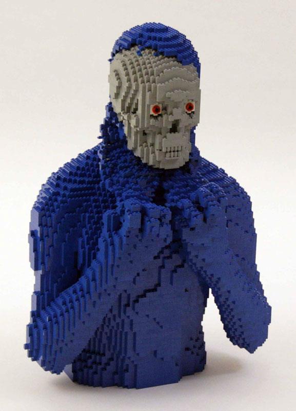 50 meilleurs créations en LEGO de Nathan Sawaya 6