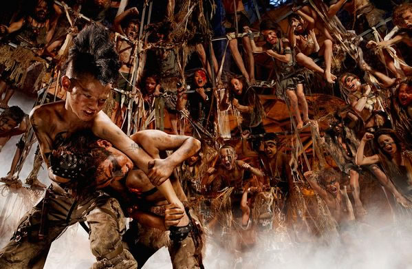 Promised Land - un monde d'enfants à la Mad Max 7