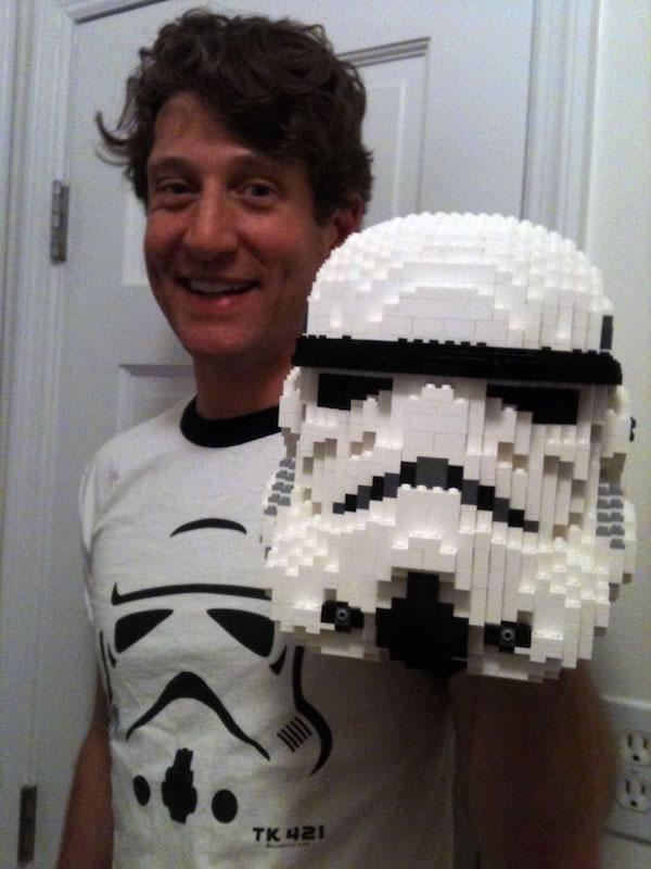 50 meilleurs créations en LEGO de Nathan Sawaya 3