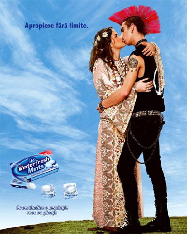 90 publicités pour du Chewing-gum 8