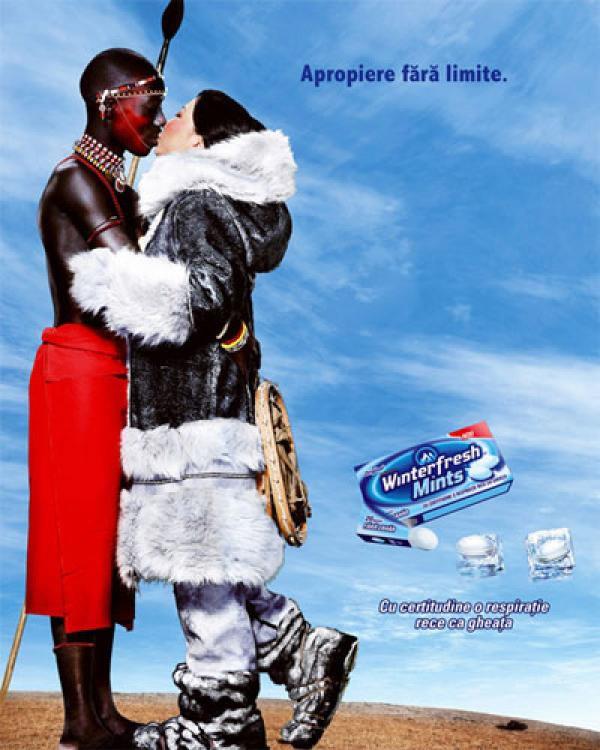 90 publicités pour du Chewing-gum 9