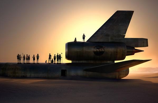 Promised Land - un monde d'enfants à la Mad Max 9