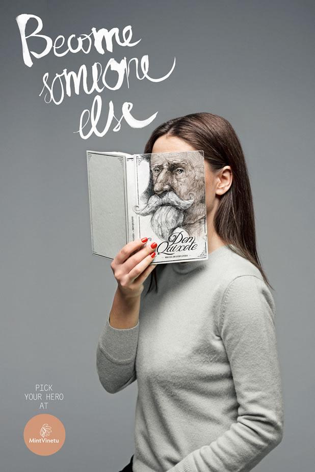 100+ publicités créatives et designs d'avril 24