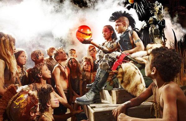 Promised Land - un monde d'enfants à la Mad Max 10