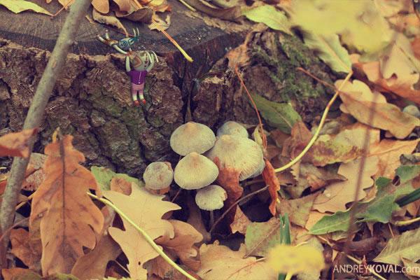 The Wood - petits persos 3D dans la nature 6